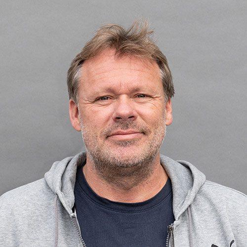 Geir Hagen - teknisk leder