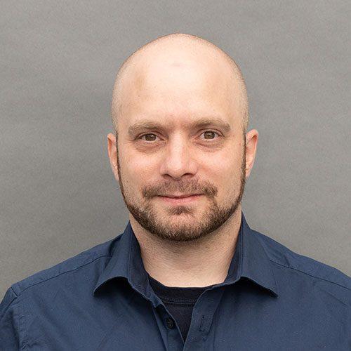Patrick Molstad - Digital markedsfører